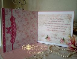 Interior Libro de Firmas
