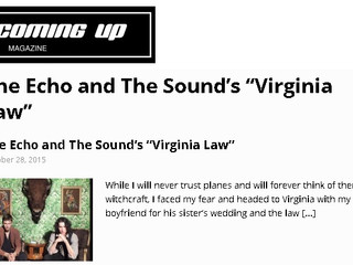 NEW WRITE UP by COMINGUP MAG
