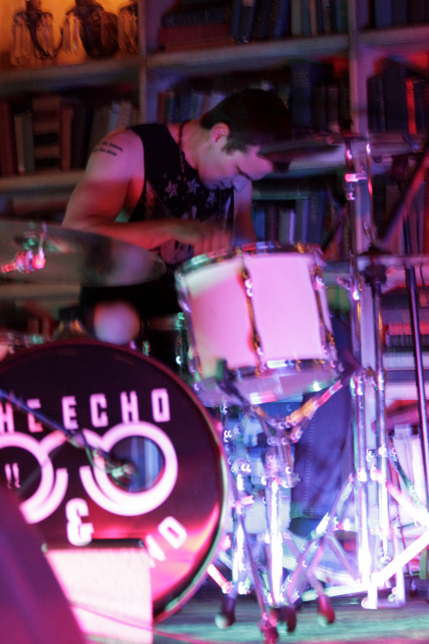 The Echo and The Sound LIVE 1-7-14