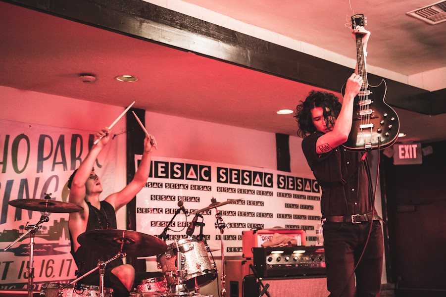 The Echo and The Sound 8-15-14 Echopark Rising SESAC by Samantha Saturday @LA Record