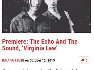 "PREMIERE - ""Virginia Law"" on BUZZBANDS.LA"