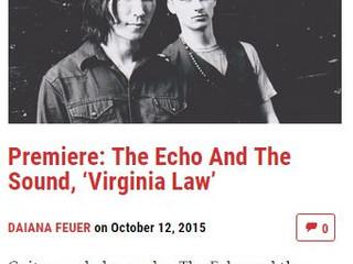 """PREMIERE - """"Virginia Law"""" on BUZZBANDS.LA"""