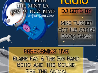 PAST SHOWS: 7-14-14 @ The Mint