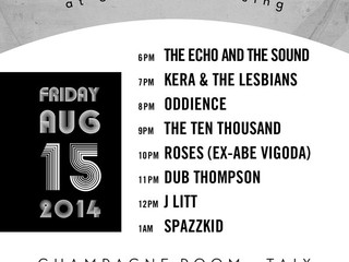 OFFICIAL Flyer - Echo Park Rising 2014