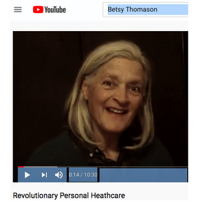 Betsy Thomason on YouTube