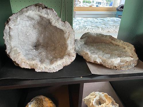 Grundkristall mit Ferit