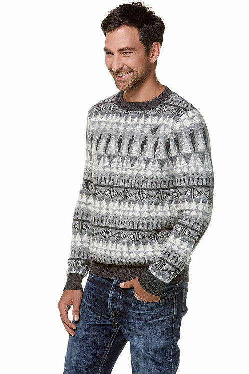 Jaquard-Pullover Hominem