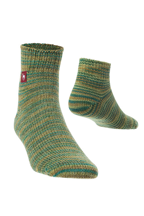 Alpaka Stricksocken