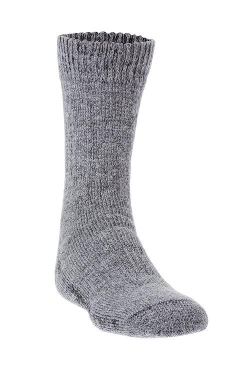 Kuschelige Alpaka Frotte Socke
