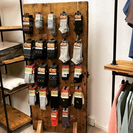 Sockenständer von Art.Life.Wood