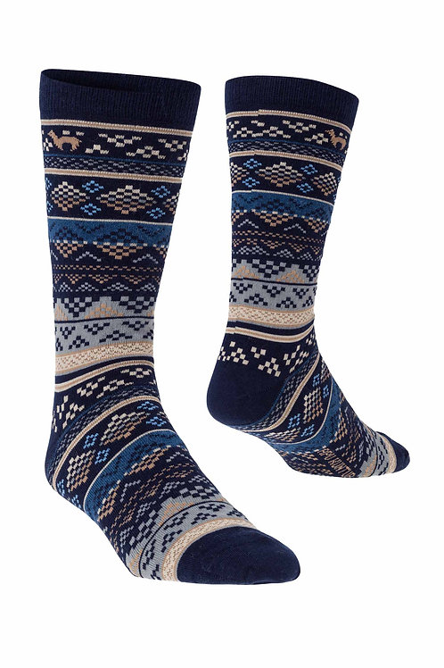 Premium Socken Inka Baby Alpaka