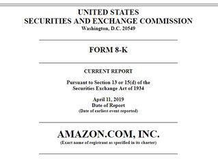 Carta de Jeff Bezos aos acionistas da Amazon - 2019