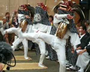 神奈川県の獅子舞