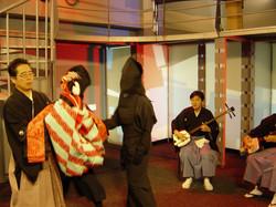 文楽の海外公演