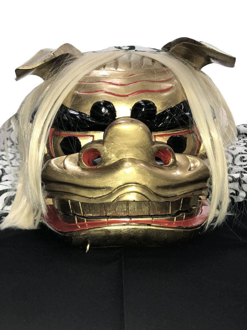 金権九郎(メス)正面