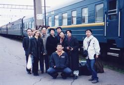 シベリア特急