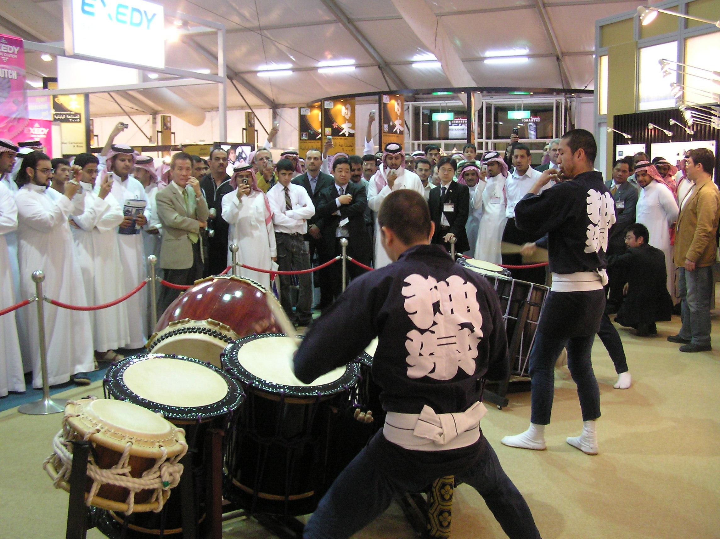 サウジアラビア公演