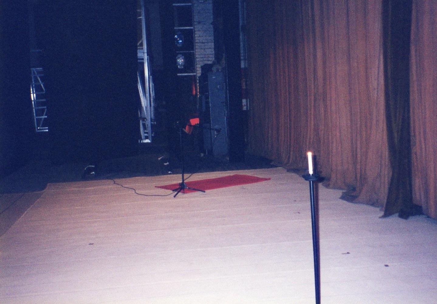 ハバロフスクの舞台