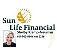 Shelby Kramp-Neuman for Sunlife Canada
