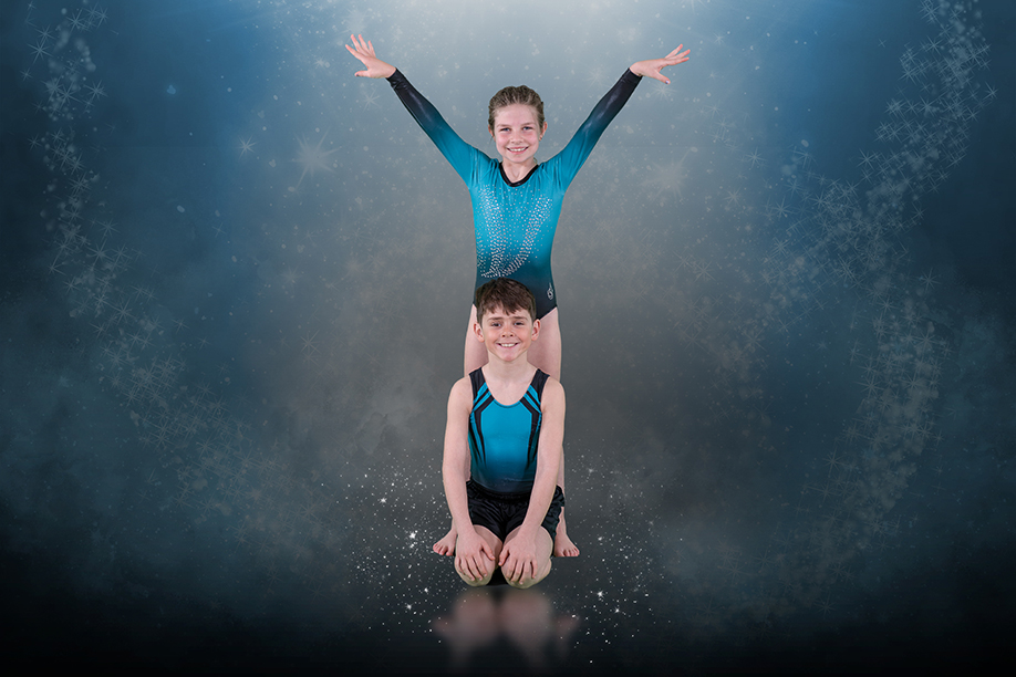 Jr. Provincial Tumbling Team
