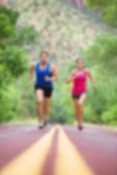 course à pied, préparation physique et mentale