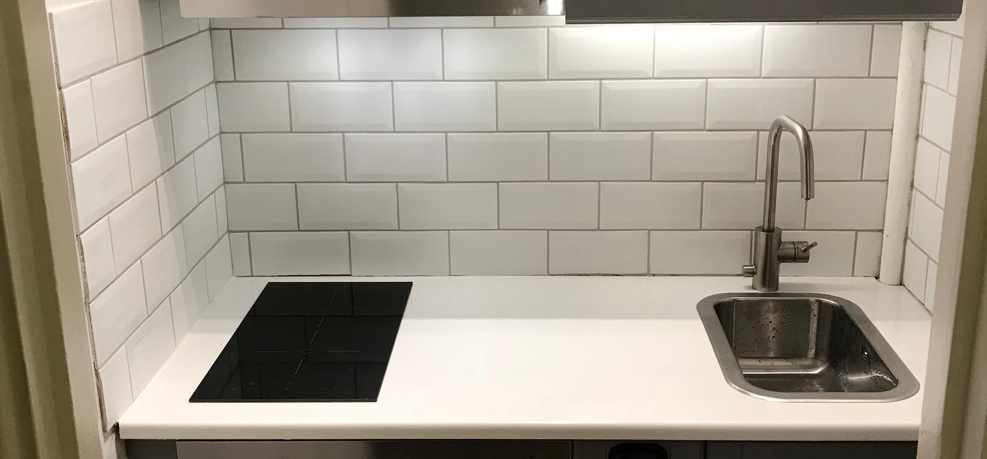 Kompakt kokvrå - Efter