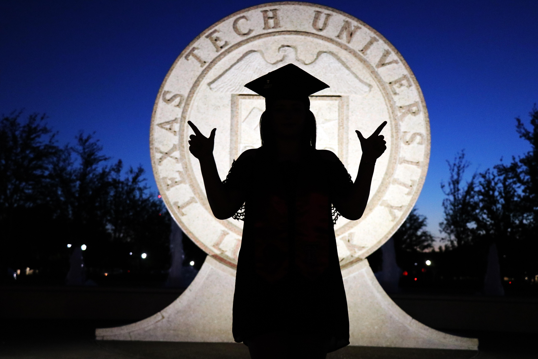 Kara's Graduation Photo