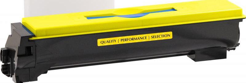 Non-OEM New Yellow Toner Cartridge for Kyocera TK-542