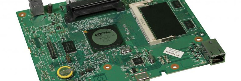 Remanufactured HP P3015 Network Formatter Board