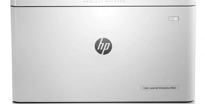 HP Color LaserJet Enterprise M553n Refurbished Printer