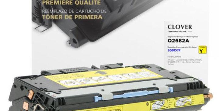 Yellow Toner Cartridge for HP Q2682A (HP 311A)