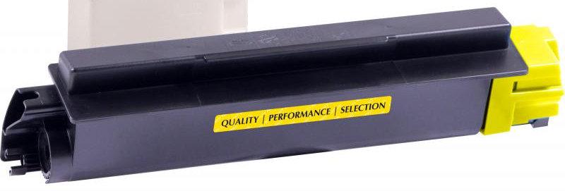 Non-OEM New Yellow Toner Cartridge for Kyocera TK-582