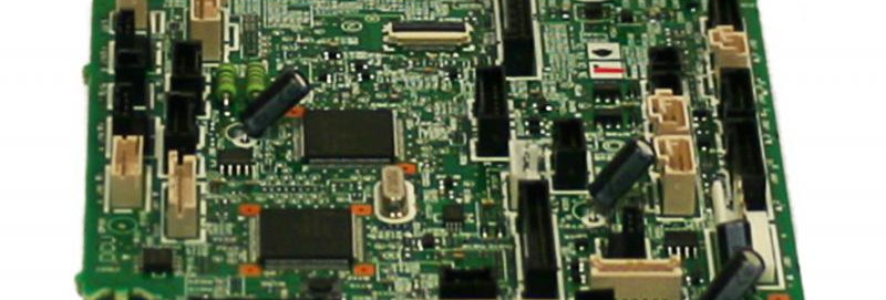 Remanufactured HP DC Controller PC Board Assembly