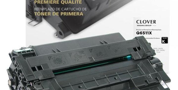 High Yield Toner Cartridge for HP Q6511X (HP 11X)