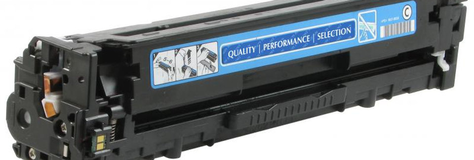 Extended Yield Cyan Toner Cartridge for HP CF211A (HP 131A)