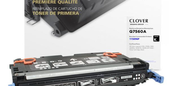 Black Toner Cartridge for HP Q7560A (HP 314A)