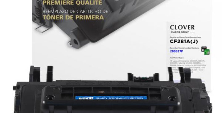 Extended Yield Toner Cartridge for HP CF281A