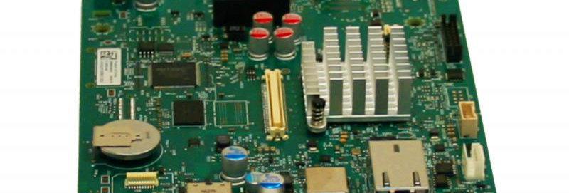 Remanufactured HP M604DN Formatter Board