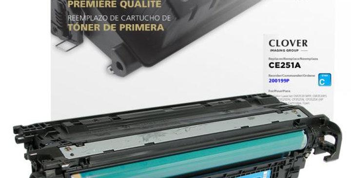 Cyan Toner Cartridge for HP CE251A (HP 504A)