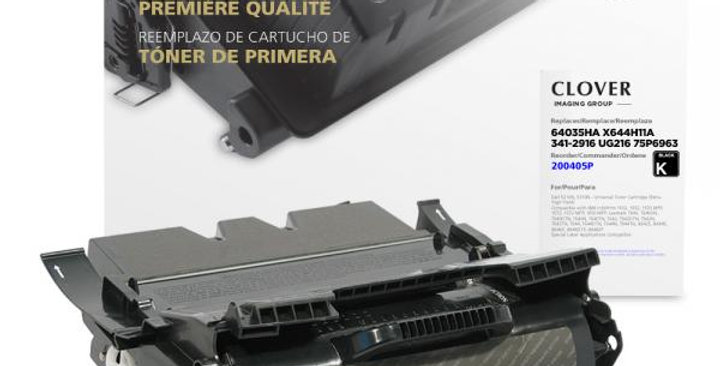 Universal Extra High Yield Toner Cartridge for Lexmark T640/T642/T644/T646