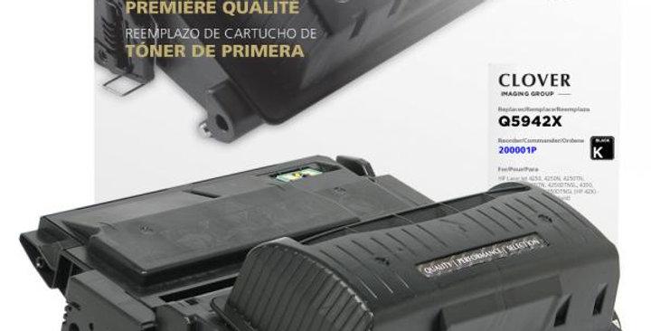 High Yield Toner Cartridge for HP Q5942X (HP 42X)