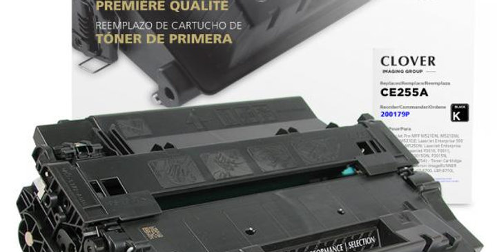 Toner Cartridge for HP CE255A (HP 55A)