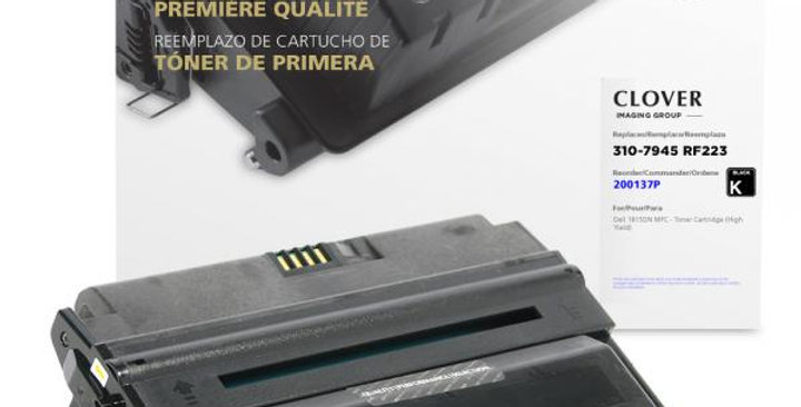 High Yield Toner Cartridge for Dell 1815