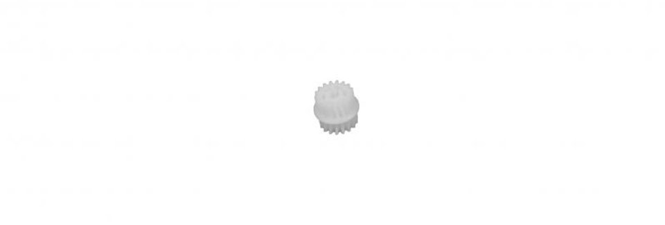 Remanufactured HP M3035 17/17 Tooth Fuser Drive Assembly Gear