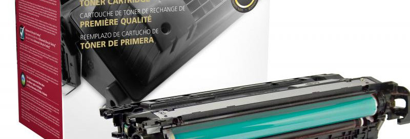 Extended Yield Magenta Toner Cartridge for HP CE263A (HP 648A)