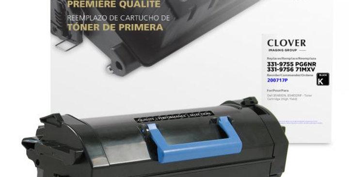 High Yield Toner Cartridge for Dell B5460/B5465