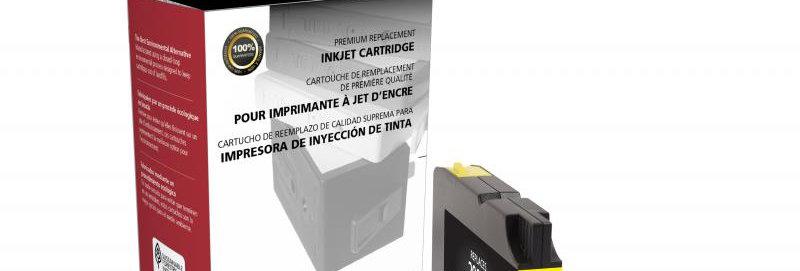 High Yield Yellow Ink Cartridge for Lexmark #200XL