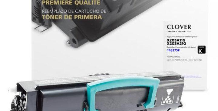 Toner Cartridge for Lexmark X203/X204