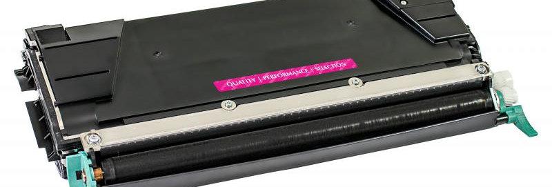 Magenta Toner Cartridge for Lexmark C746/C748