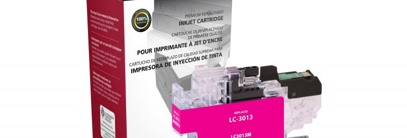 Non-OEM New High Yield Magenta Ink Cartridge for Brother LC3013